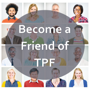 WE ARE A PROUD SPONSOR OF TPF