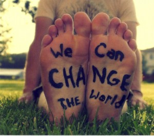 Change the world psychologists